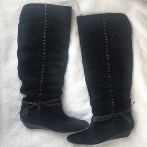 Bakers Suede Boots